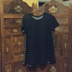 Papermoon Polka Dot Shirt